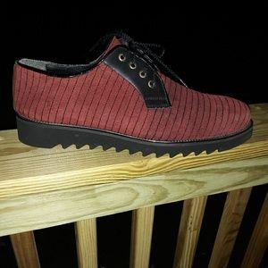Prada dress shoe /low boots Size 44